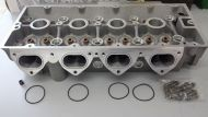 WORKED BDG CYLINDER HEAD C/W MATCHED 48MM INLET MANIFOLD, STUDS, O RINGS & K NUTS